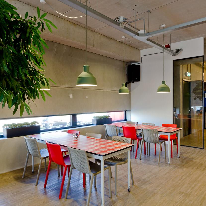 Picknicken op het werk topper interieurontwerp en projecten - Makers van het interieur ...