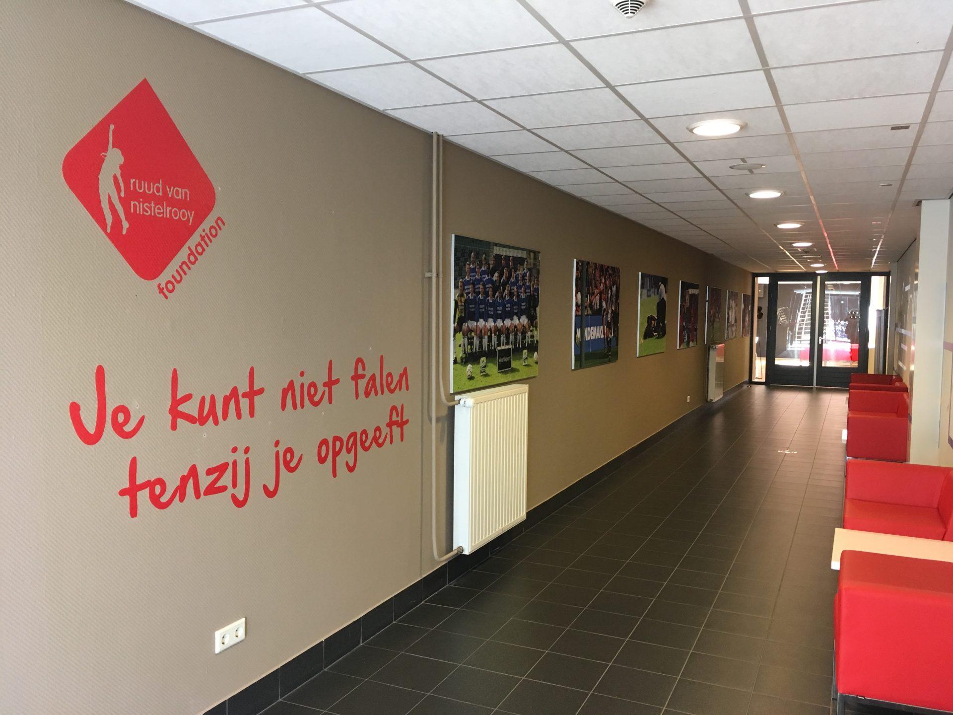 Ruud van Nistelrooy Foundation14