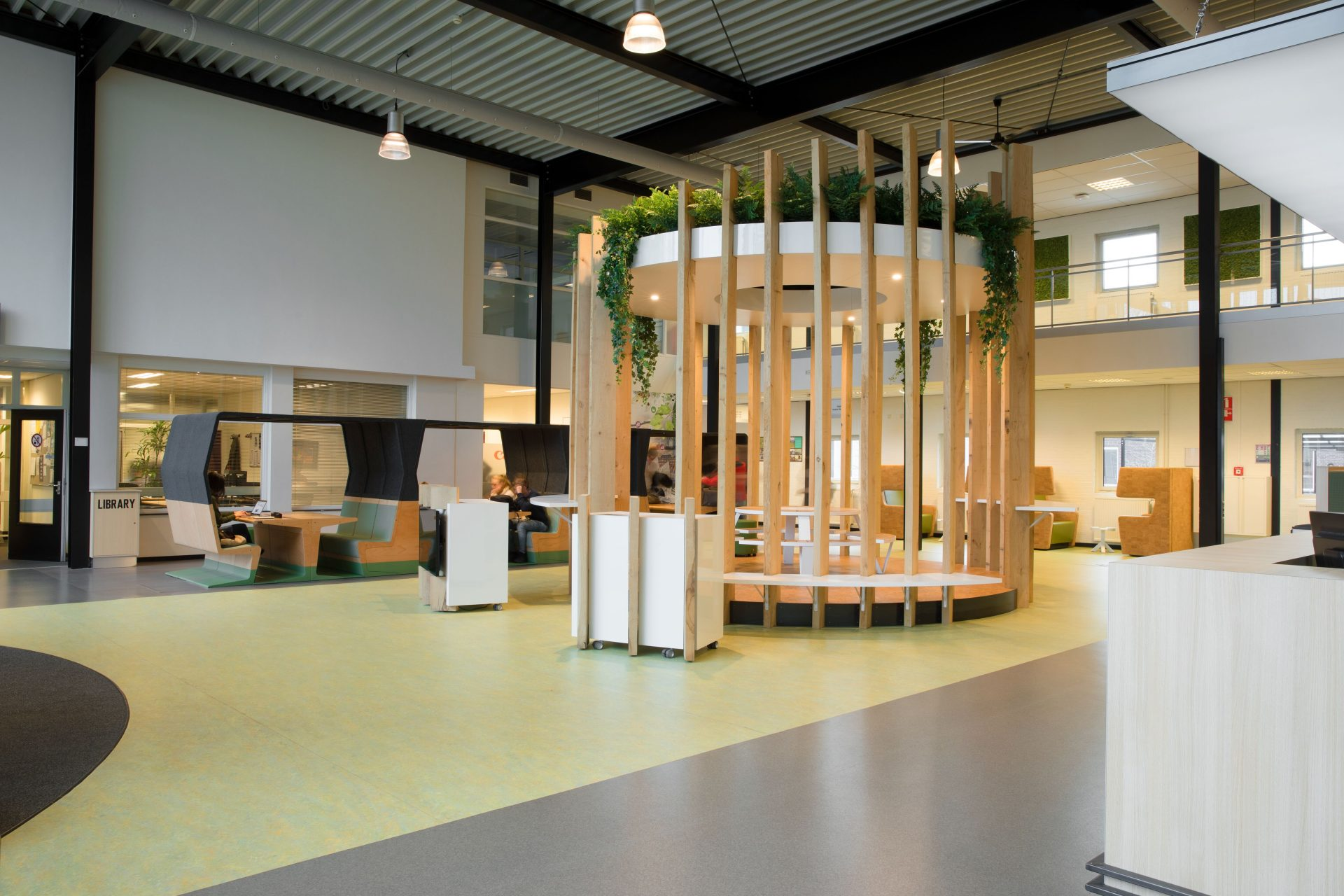 Fontys International Campus Venlo21