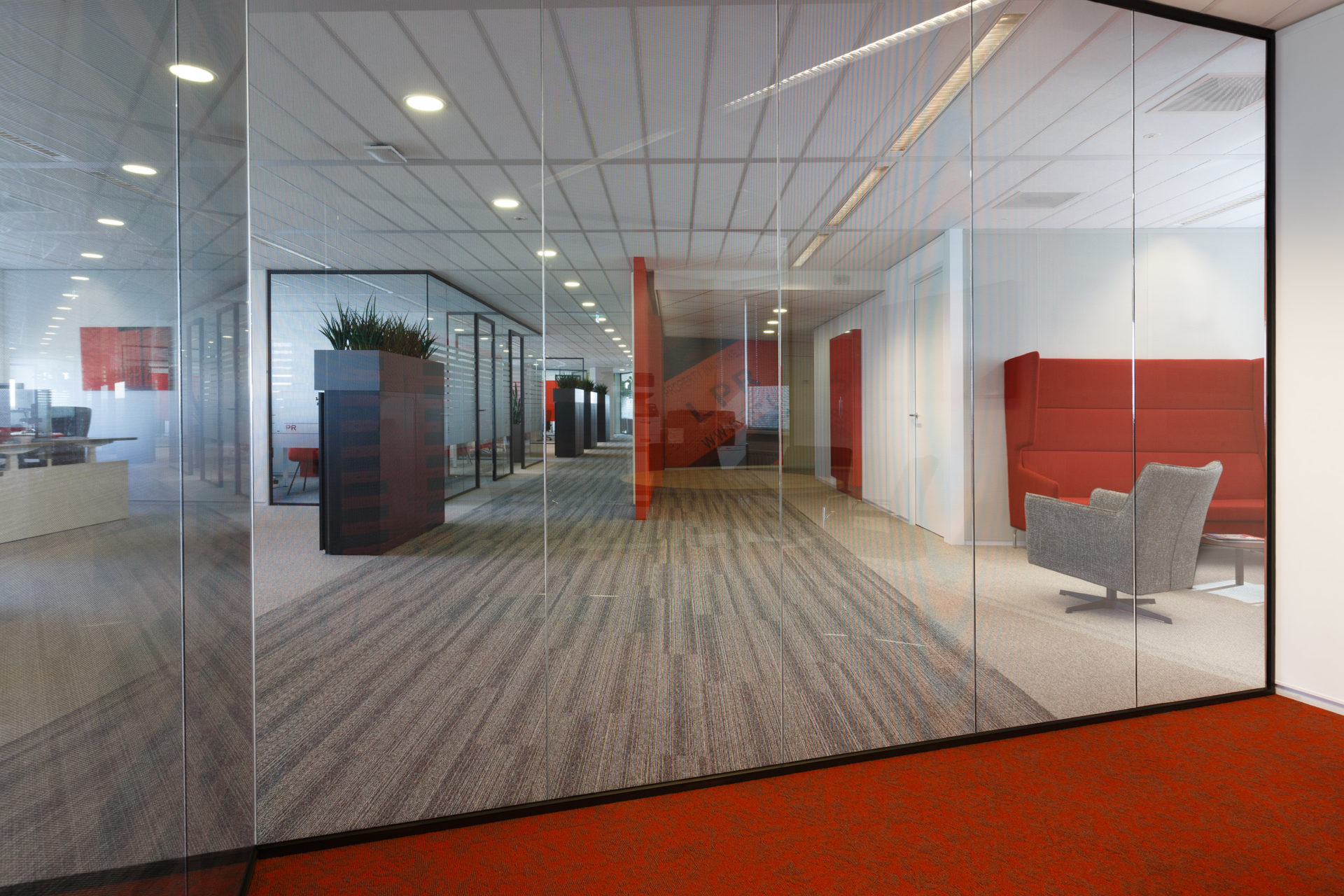 LPR Benelux - project Topper interieur ontwerp en projecten