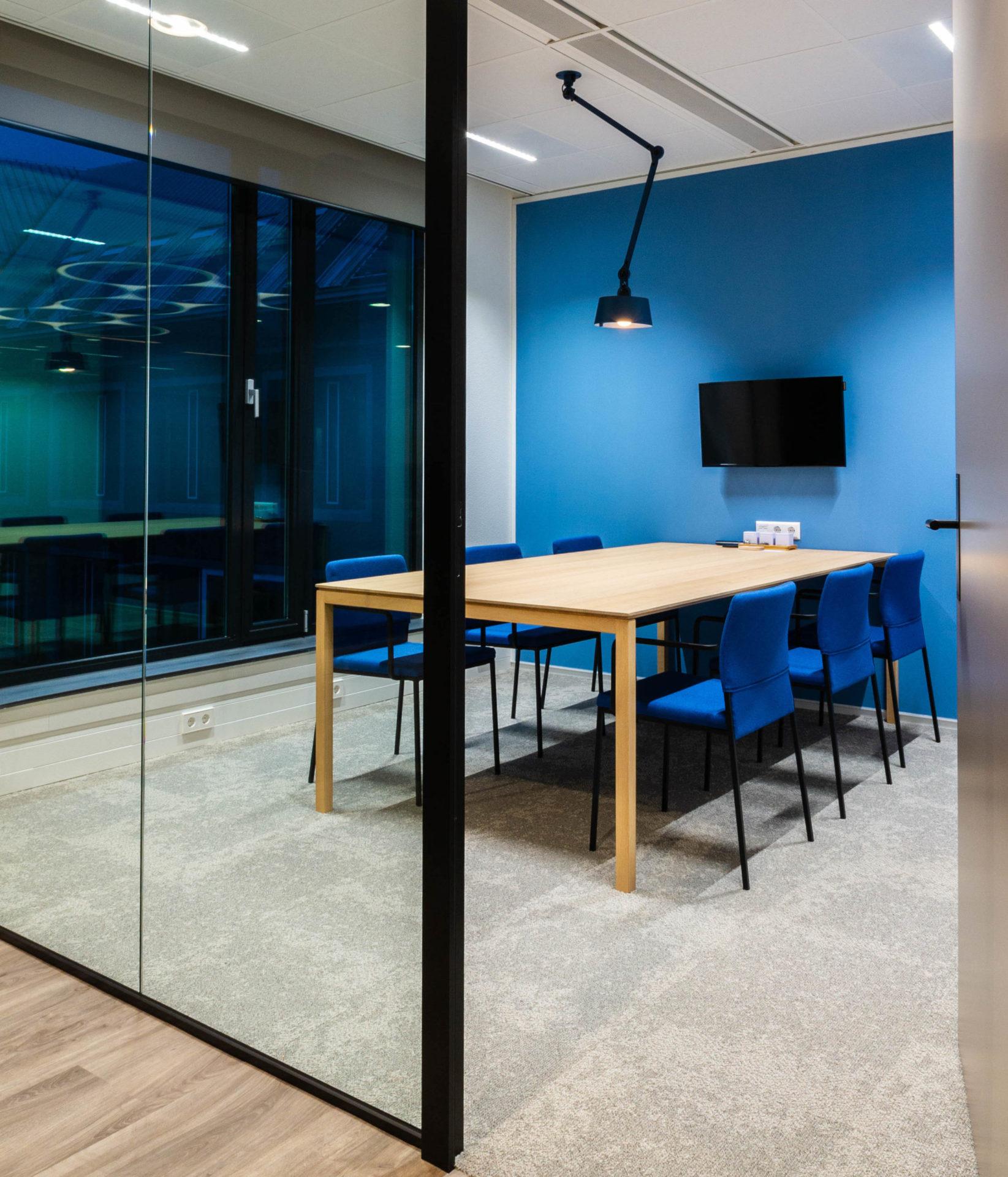 Topper project: interieurontwerp kantoor Tilaa Den Bosch